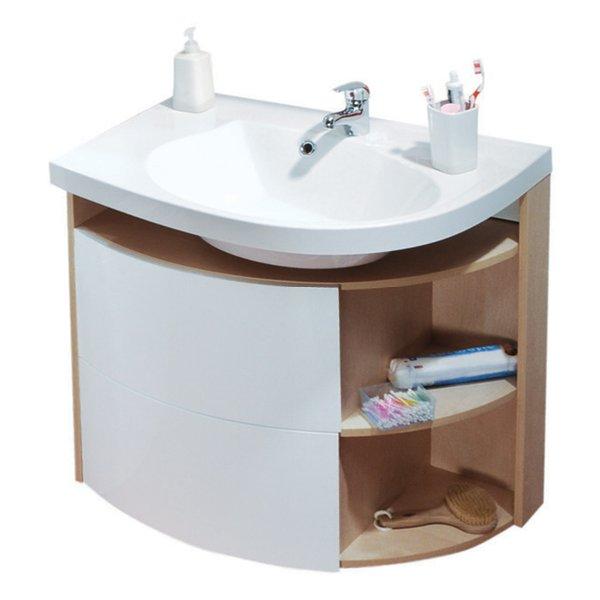 waschbeckenunterschrank sdu rosa comfort ravak. Black Bedroom Furniture Sets. Home Design Ideas