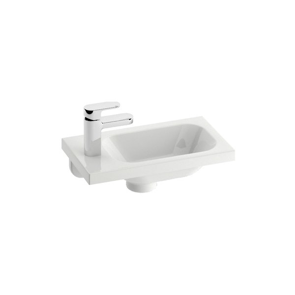 Mini Waschbecken Für Gäste Wc Mit Armatur : Mini-Waschbecken Chrome 400 - RAVAK GESELLSCHAFT für Sanitärprodukte ...