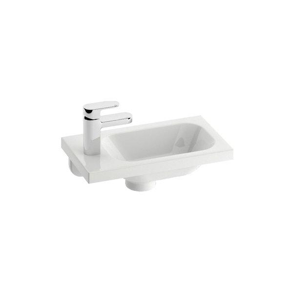 mini waschbecken chrome 400 ravak gesellschaft f r. Black Bedroom Furniture Sets. Home Design Ideas