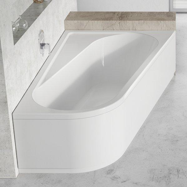 Badewanne Schräg.Badewanne Chrome Ravak Gesellschaft Für Sanitärprodukte Mbh