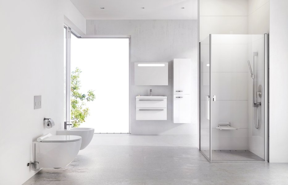 Wc uni chrome ravak gesellschaft für sanitärprodukte mbh